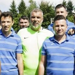 Mihalcea și Oprescu, instruiți de Olăroiu la cursurile PRO UEFA