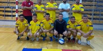 Arădeanul Paul Iovescu luptă pentru titlul european la fotbal, rezervat persoanelor cu diabet