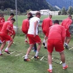 O nouă schimbare: UTA pleacă mâine de la Mallnitz și joacă un amical în Slovenia!