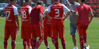 """Utiștii s-au repatriat și, odată cu amicalul cu Szegedul, demarează """"operațiunea"""" de închegare a echipei"""