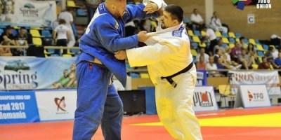 Toți arădenii prezenți la Cupa Europeană de Judo au punctat în vederea europenelor din 2018! România – locul 1 la medalii