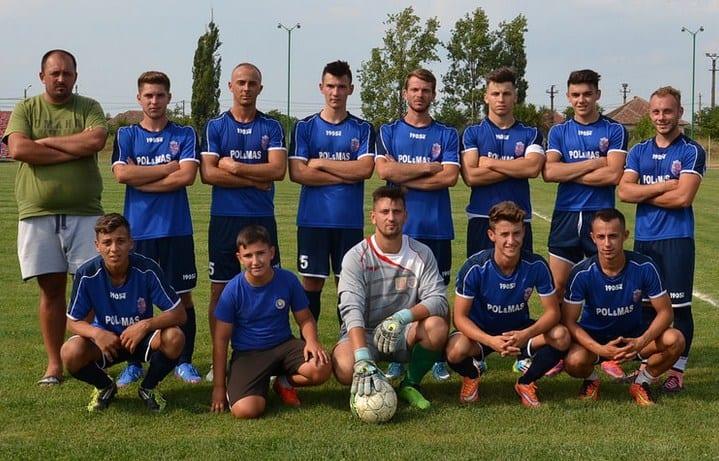 Turcuș, din nou acasă! Socodorul are la dispoziție 22 de jucători pentru Liga 4-a