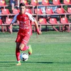 Până la întărirea lotului cu doi-trei jucători experimentați, Falub îi dă o șansă și puștiului David Miculescu