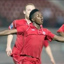 Boakai, singurul utist care a reușit mai mult de un gol în amicalul de la Ghioroc