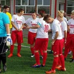 Victorii la zero pentru echipele de fotbal feminin ale Aradului: Piroș Security are punctaj maxim