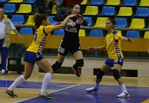 Învinse pe final de echipa lui Amariei și Huțupan, au fost lucruri necurate la vestiarul arbitrilor? Crișul Chișineu Criș - Dacia Mioveni 24-27