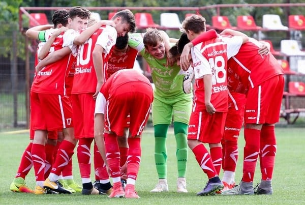 Derby în Cupa României Elite: UTA Under 17 - CS U Craiova