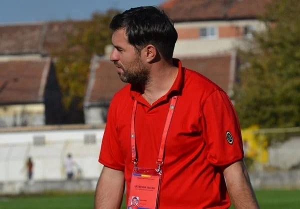 """Radu Anca: """"Am făcut un joc foarte bun, ne putem pregăti în liniște pentru meciul cu Sebișul"""""""