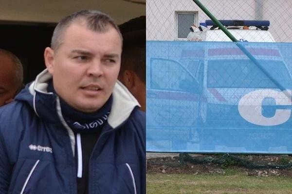 """Cojocaru e convins că derby-ul Sebiș - Cermei va fi reprogramat: """"Nu avem nicio vină și o să demonstrăm asta la Comisie. Câteodată suntem mai catolici decât Papa!"""""""