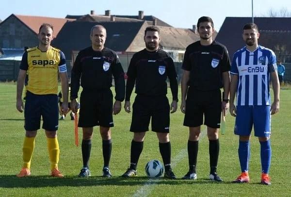 Etapa a 15-a în Liga a IV-a Arad: Crișul și Zăbraniul au încheiat în forță turul, remize în derby-urile de la Sântana și Socodor
