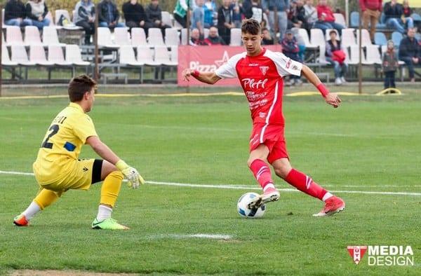 Prima înfrângere a venit împotriva cursului jocului: Ardealul Cluj - UTA Under 17   1-0