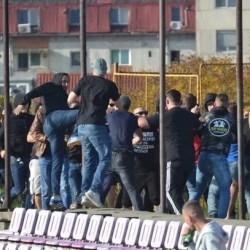 Clubul UTA, amendat cu 5000 de lei în contul incidentelor provocate de suporterii arădeni în derby-ul de la Timișoara