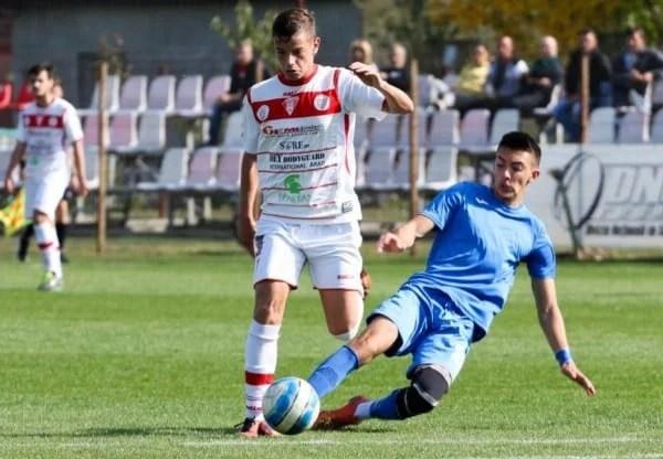 Mulțumiți doar de rezultat: UTA Under 19 - LPS Bihorul Oradea   2-0