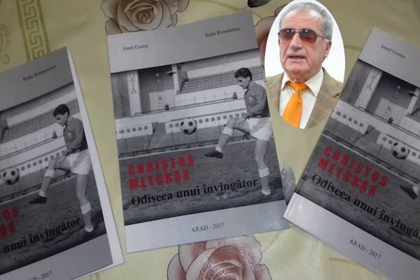 """Odiseea lui Christos Metskas a început în Kastoria și s-a încheiat la Arad. Povestea """"Grecului"""" - așternută în paginile unei cărți eveniment"""