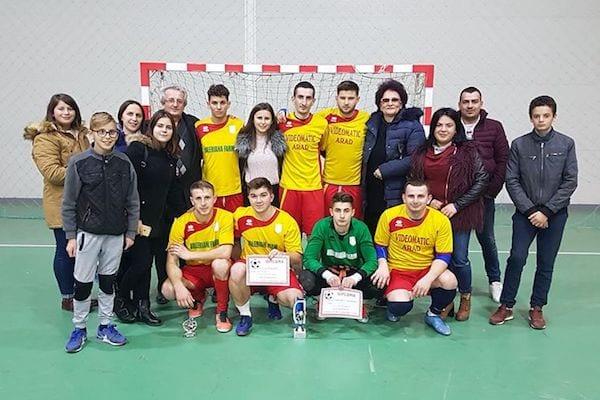 Noua ediție a campionatului județean de futsal începe la Gurahonț, cu echipa gazdă mare favorită