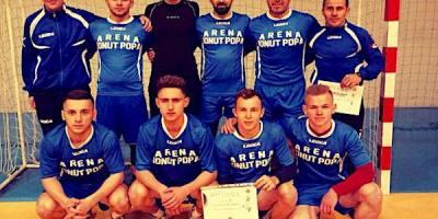 """Șimandul a câștigat pentru a treia oară """"Cupa Boandi"""", profesorul Mărcuș – pentru a zecea oară cel mai bun jucător al turneului"""