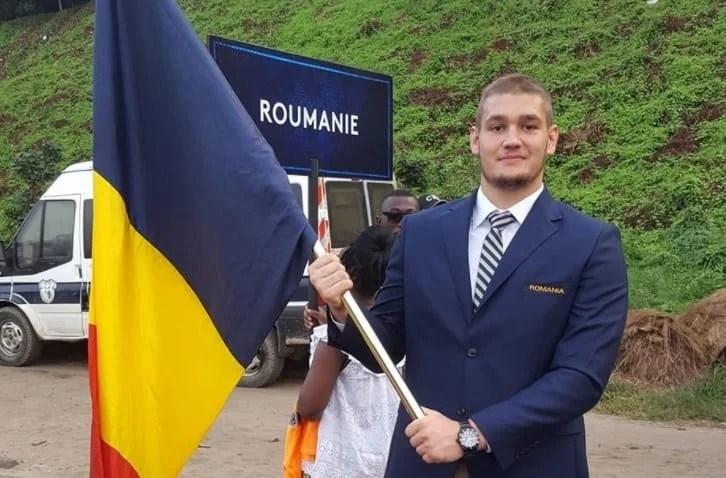 Arădeanul Kunszabo, în lotul olimpic de judo al României