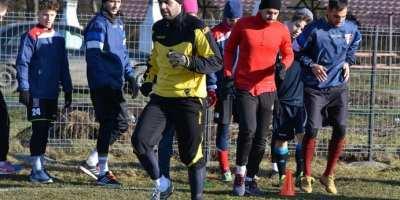 """""""Sămădăii"""" au defilat în penultimul amical al iernii: Păulișana Păuliș – Gloria Lunca Teuz Cermei 1-6"""