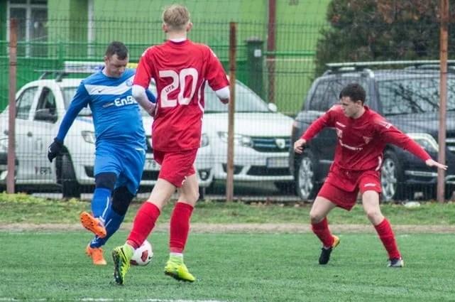 A decis Pavel de la punctul cu var: CS Ineu - Victoria Zăbrani  0-1