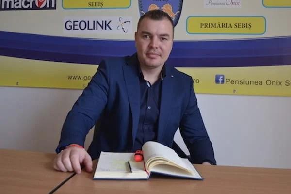 Călin Cojocaru și-a retras candidatura ca reprezentant al Ligii a 3-a în CEX
