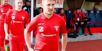 "Achiziție last-minute a ""roș-albilor"": Daniel Dan a semnat și ar putea debuta la Târgu Jiu ca fundaș dreapta!"