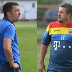 """Sabău: """"Nu se poate juca fotbal fără miză"""" v.s. Petcu: """"Copiii au progresat și ar putea ajunge la nivel ridicat, vom propune și alte nume la anul"""""""