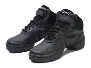 Купить кроссовки для танцев Sansha Boomerang из бахромы танцевальное в Украине недорого