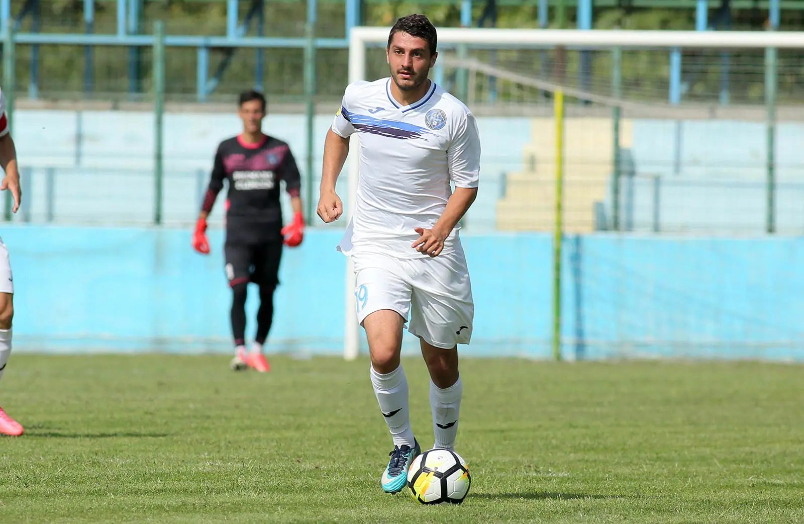 Academica Clinceni / Bogdan Barbu