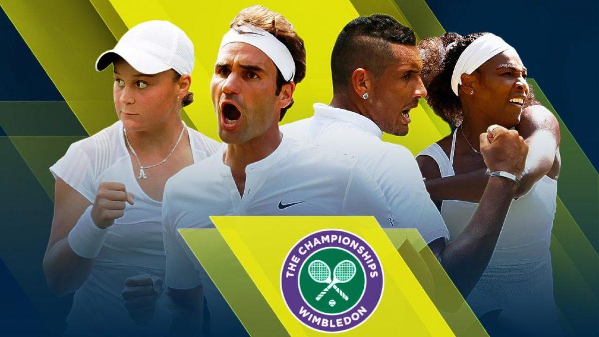 Live Score Wimbledon  Wimbledon results live