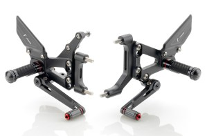 Rizoma RRC Rearsets for Ducati 1299 Panigale