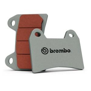 Brembo Sintered Race Pads Yamaha FZ-09/FJ-09/XSR900: Front