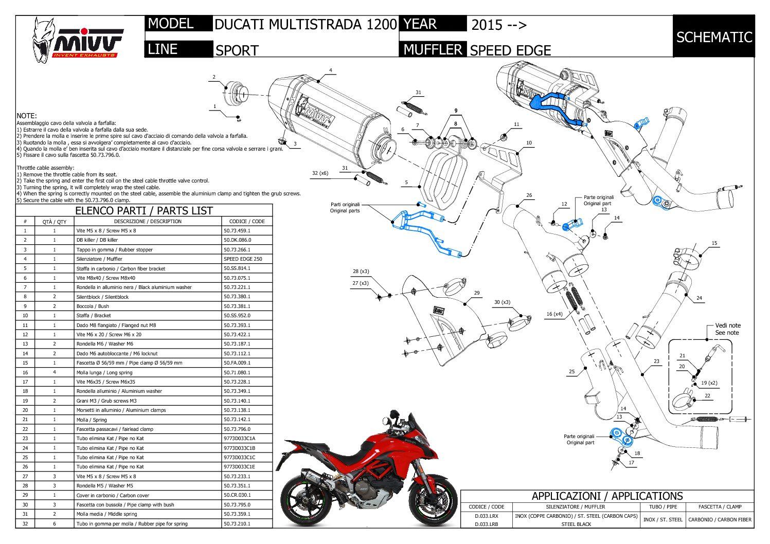 D033 Speed Edge Schematic