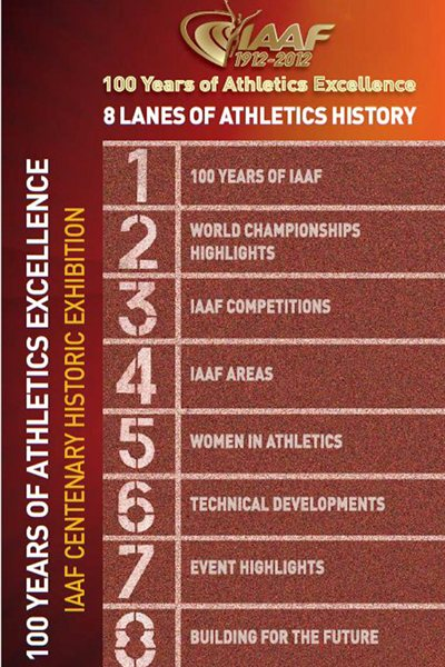 100 Years of Athletics Excellence