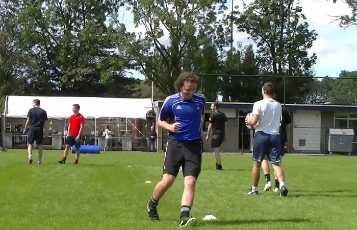 Rugbyclinic Sportboekingen