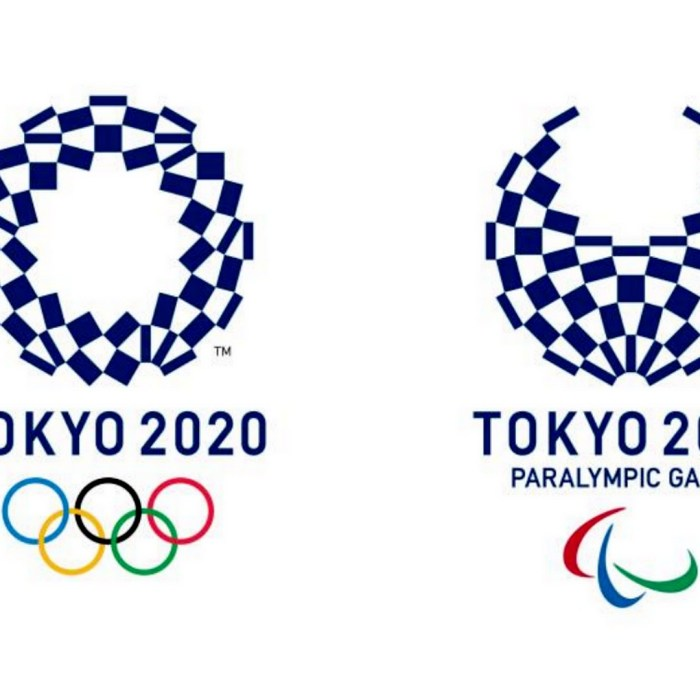 Jeux Olympiques Tokyo 2020 (logos)
