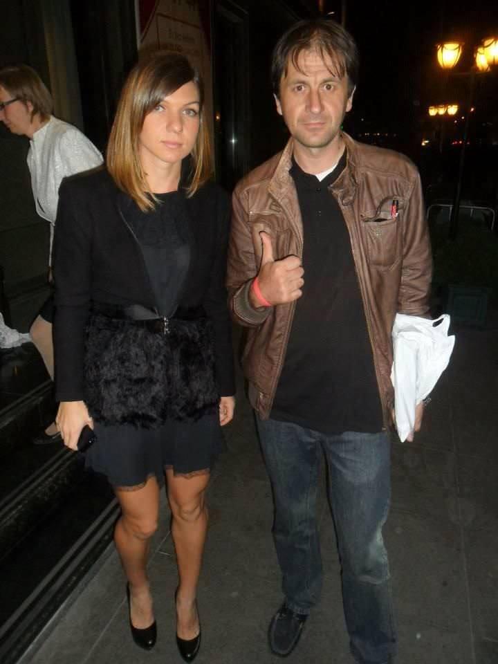 Who Is Simona Halep S Boyfriend