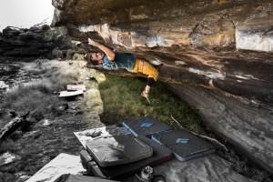 Bouldering - Oatlands Tasmania