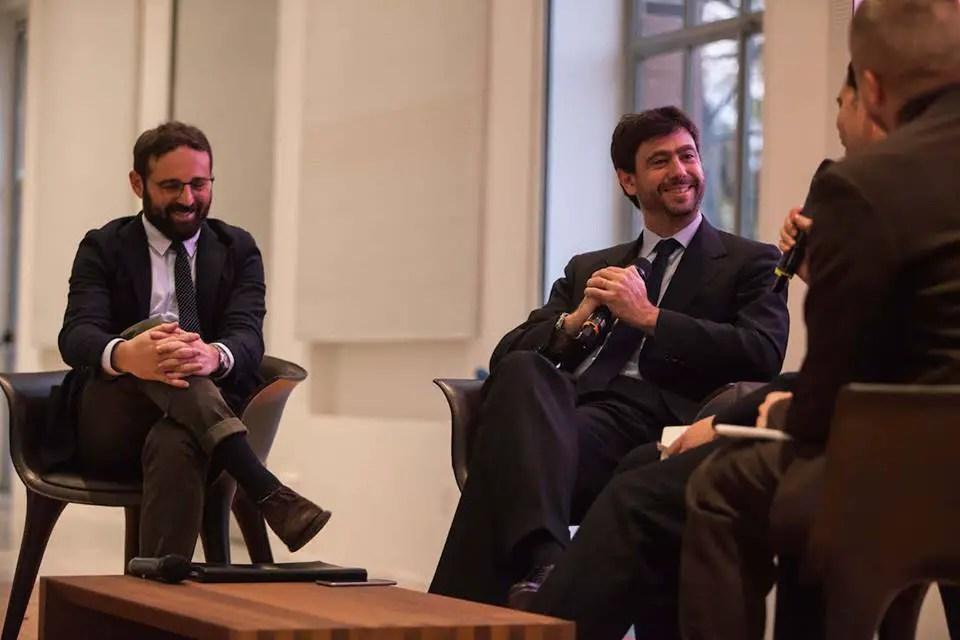 Eca, Andrea Agnelli eletto presidente