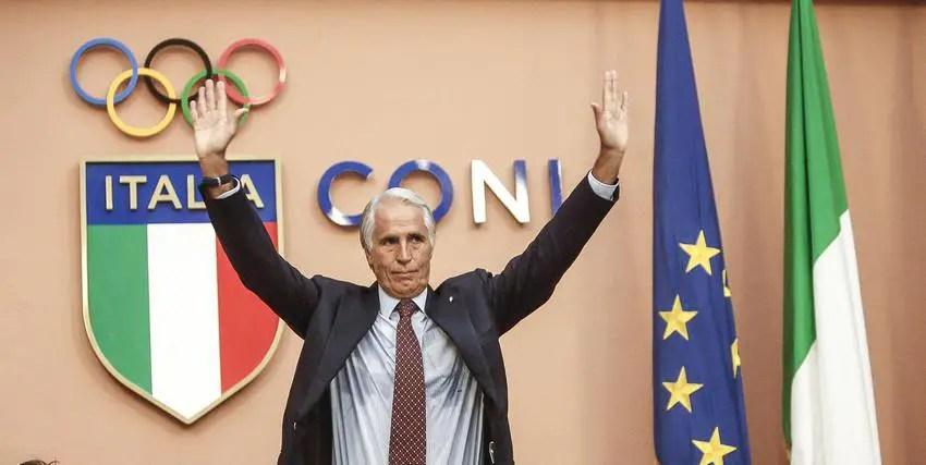 Malagò rieletto senza sorprese al vertice del CONI: