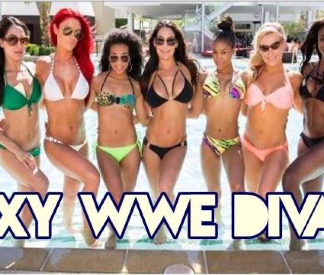 Top 10 Sexiest Wwe Divas Hottest And Strongest Female Wrestlers Sporteology