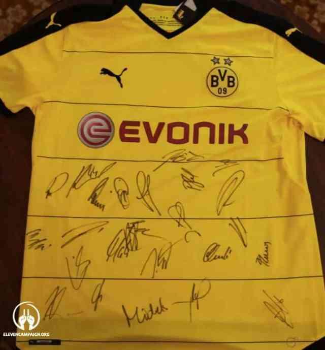 Borussia Dortmund 2016-2017 shirt-sportescu
