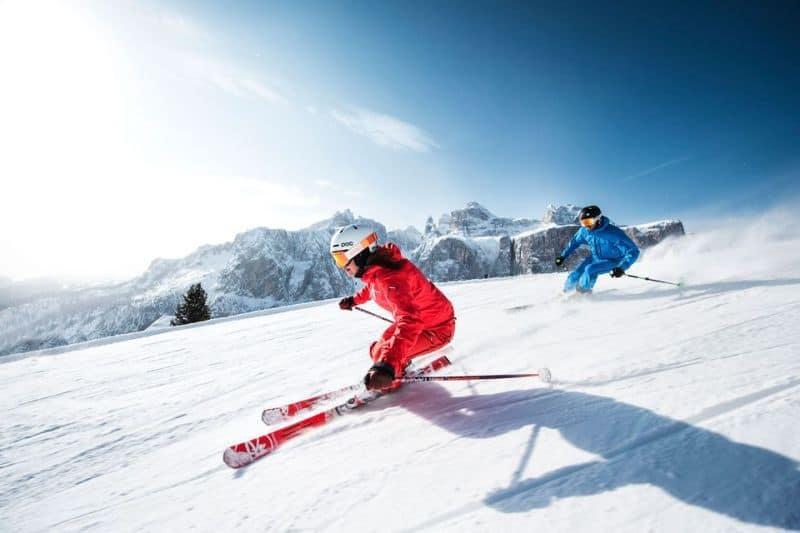 pierzi din greutate la schi