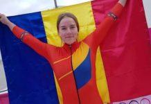 Georgeta Popescu - aur