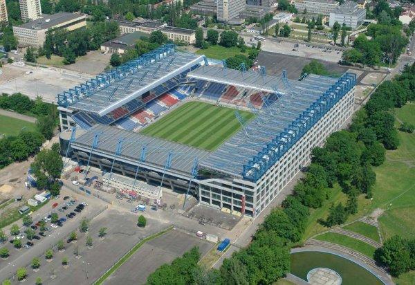 Cracovie (Stadion Henryka Reymana)