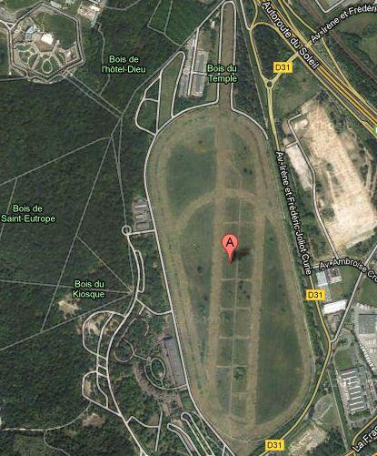 Grand Stade FFR -- Evry-Ris-Orangis