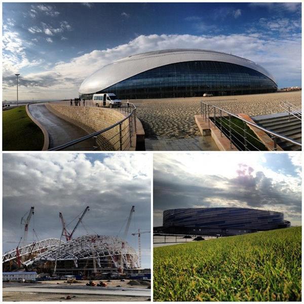 Parc Olympique - Sochi