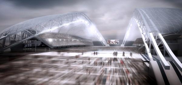 Stade Olympique Sotchi
