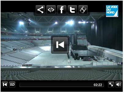 Grand Stade de Lille-Métropole - Arena
