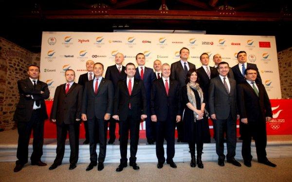 Sponsors - Istanbul 2020