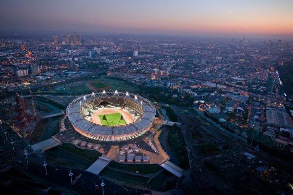Stade Olympique - Janvier 2012